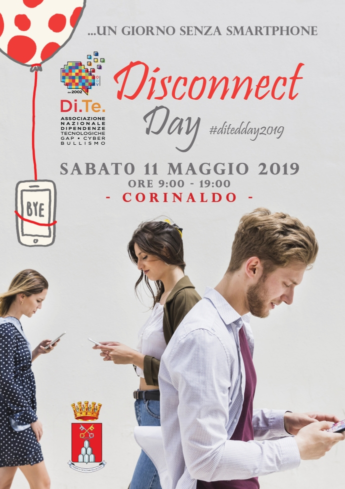 disconnect day
